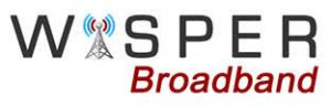 wisper broadband logo