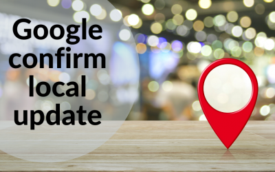 Local Update Confirmed by Google – Nov 2019