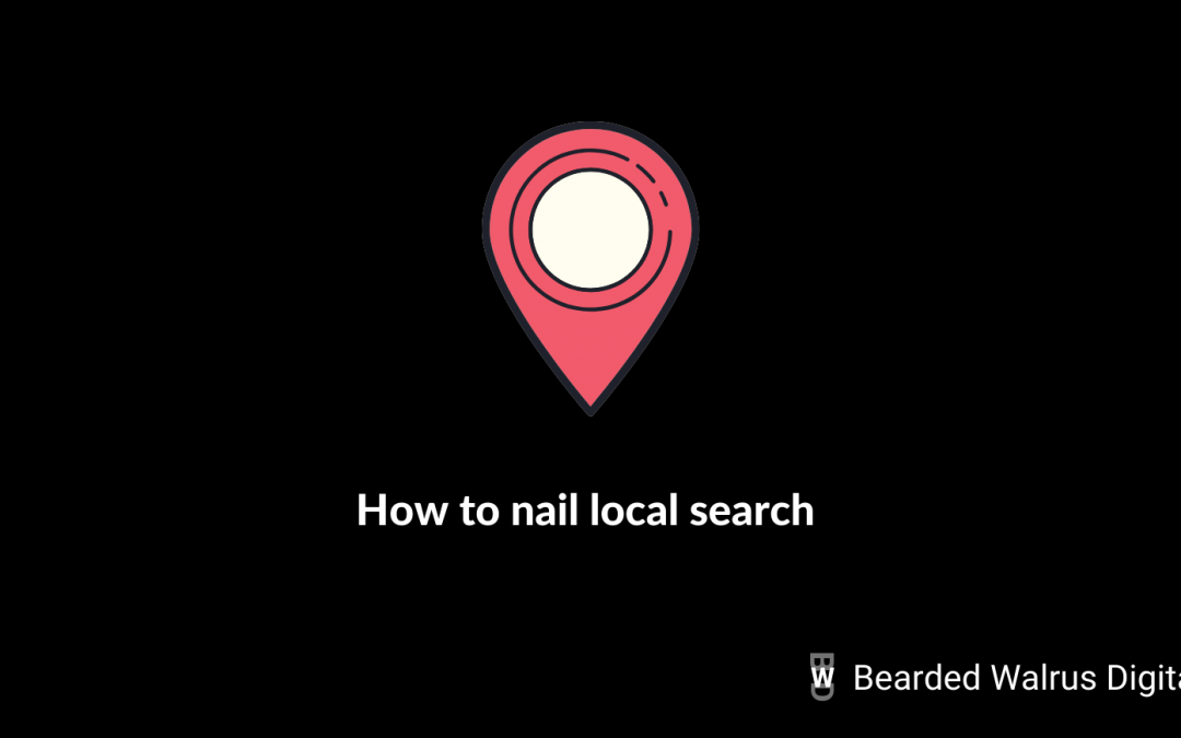 How to nail local search