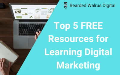 Top 5 FREE Resources for Learning Digital Marketing